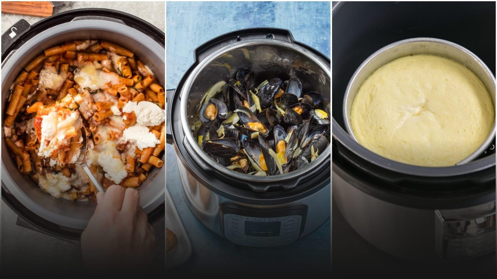 #1 Recipes Instant Pot, Pressure Cooker - cover