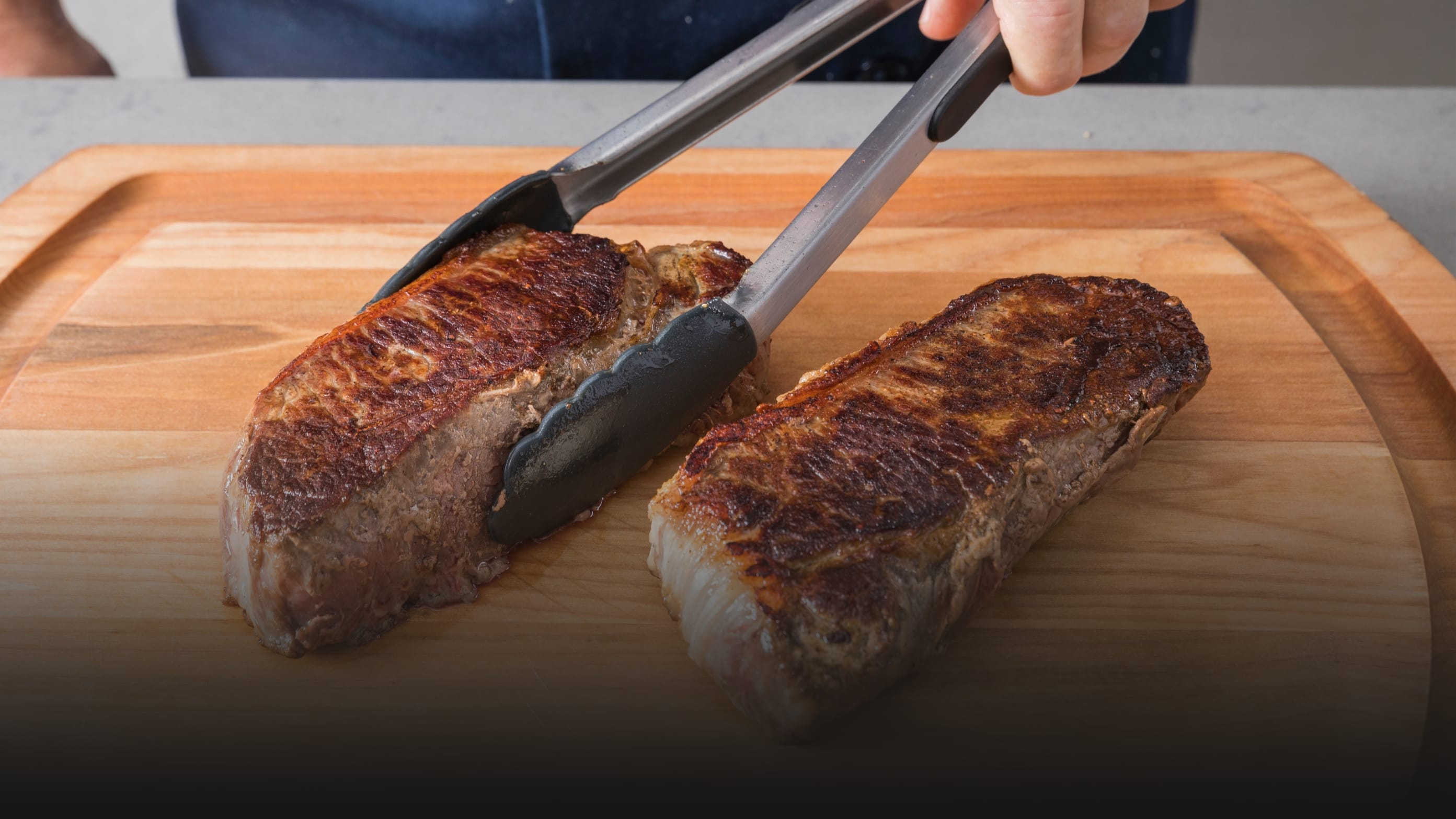 A New Way to Cook Steaks (Without the Smoke and Splattery Mess)