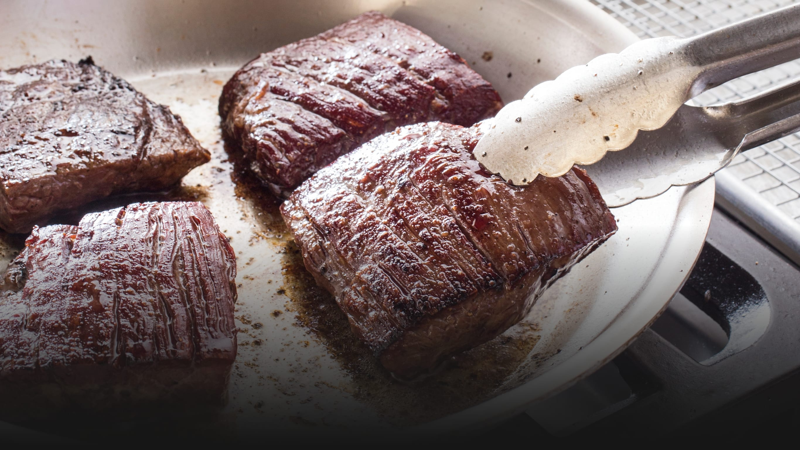 4 Steps for Making the Juiciest Steak
