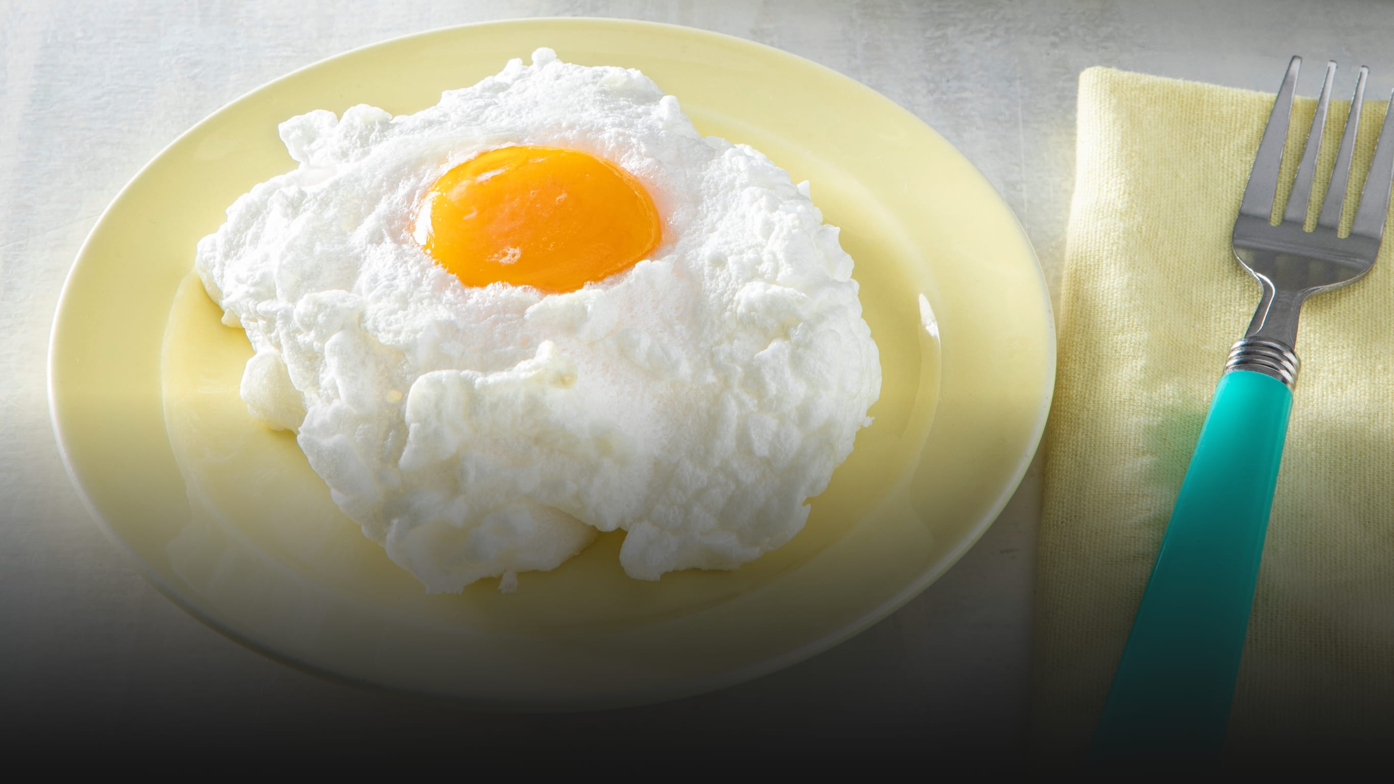 You'll Be in Breakfast Heaven with Cloud Eggs