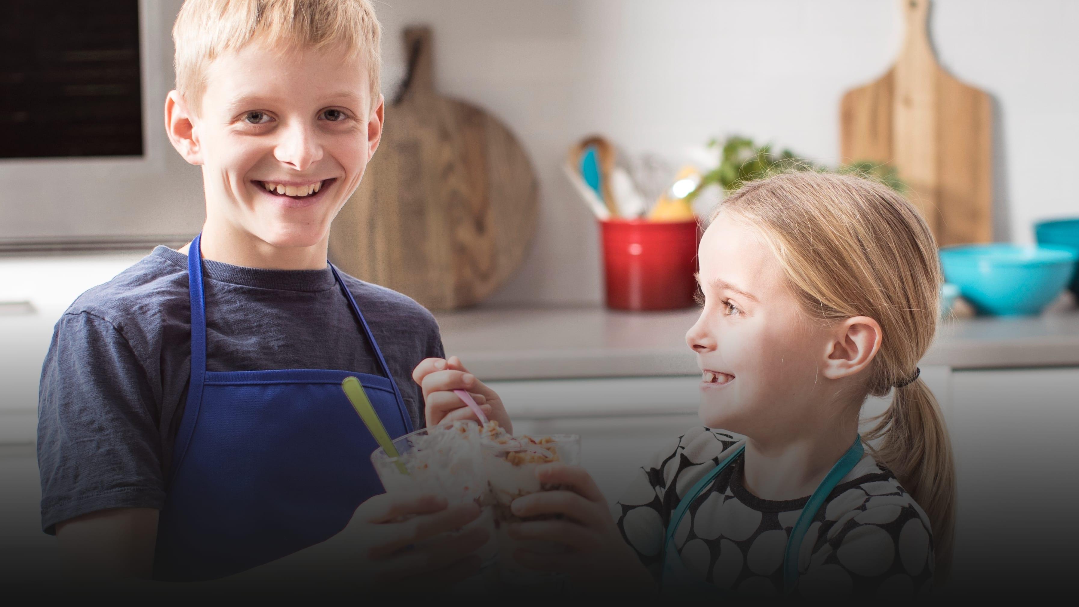 Kitchen Classroom 2021: Week 15