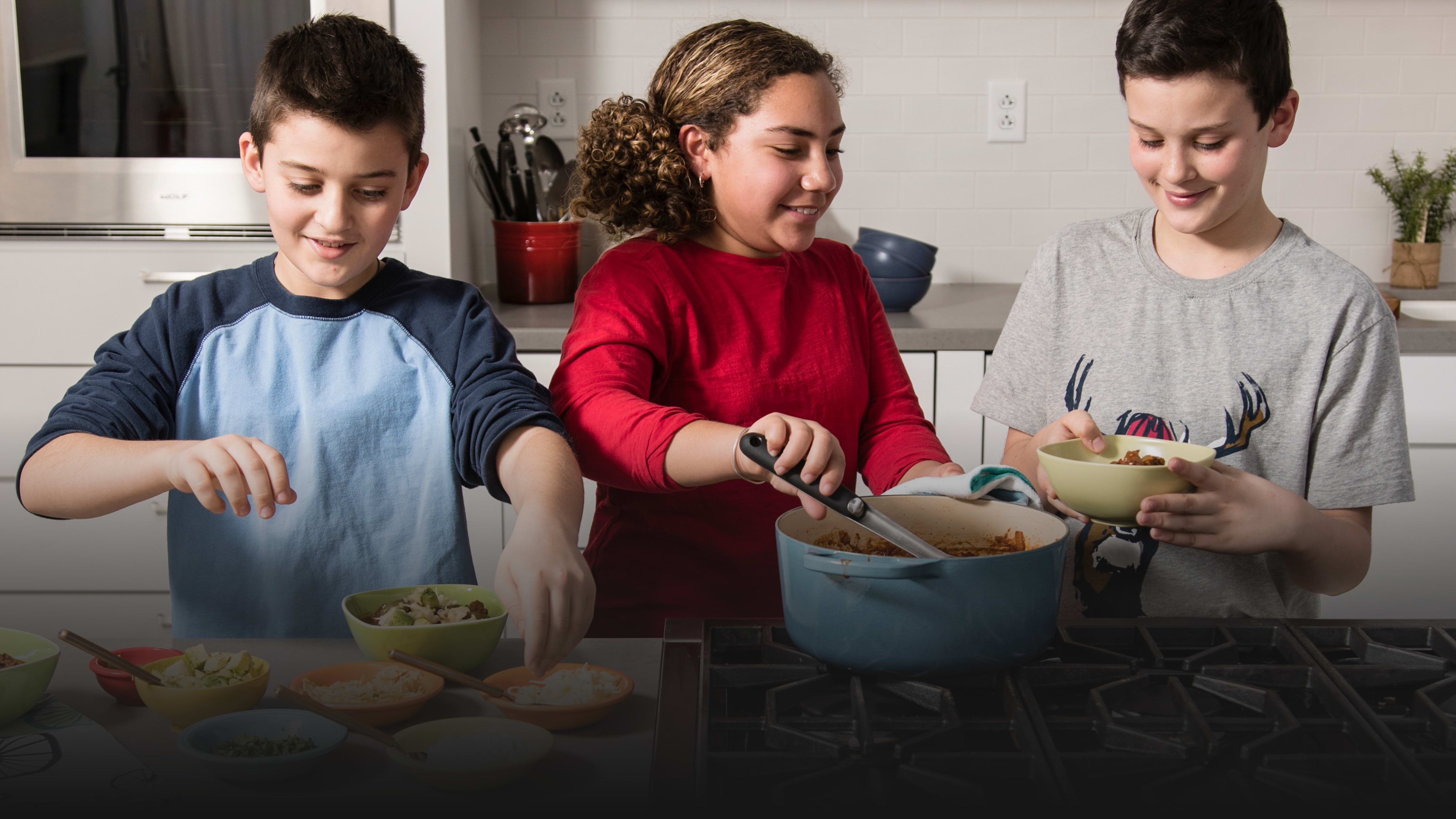 Slumber Party Fare That Kids Can Prepare Themselves