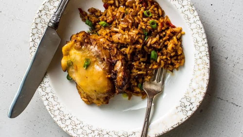A complete slow cooker dinner with a pleasant little kitchen one of the first recipes rebecca prepared from the book was southern chicken and dirty rice which transforms this duo into a scaled down slow cooker forumfinder Image collections
