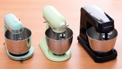 Brilliant Testing Mini Stand Mixers Cooks Illustrated Home Interior And Landscaping Palasignezvosmurscom