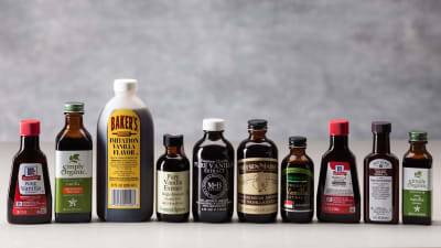 Tasting Vanilla Extract | Cook's Illustrated