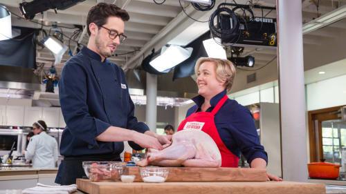 Season 17 Episode 9 Recap An Easier Thanksgiving Turkey