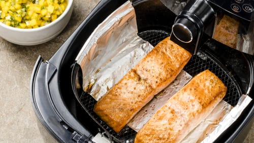 How To Use An Air Fryer Air Frying