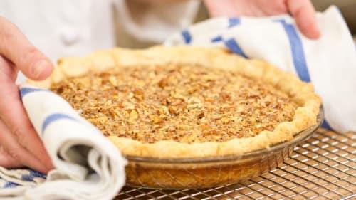 Thanksgiving Dessert Recipes Pie Recipes Thanksgiving Recipes Videos Turkey Pie All The Sides America S Test Kitchen