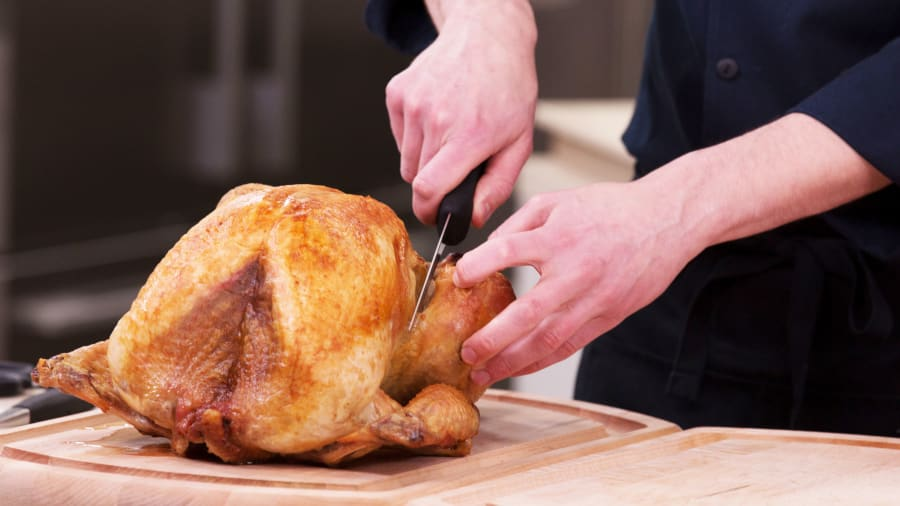 Ordinaire How To Cook Thanksgiving
