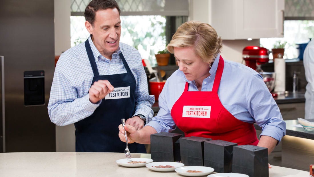 The Kitchen Show Cast bishop likes the unpredictability of filming a tv show