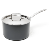 cuisinart multiclad unlimited 4 quart saucepan with cover