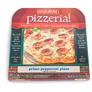 The Best Frozen Pepperoni Pizza