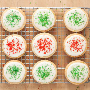 Easy Cut-Out Sugar Cookies Recipe | Land O'Lakes