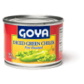 Canned Green Chiles