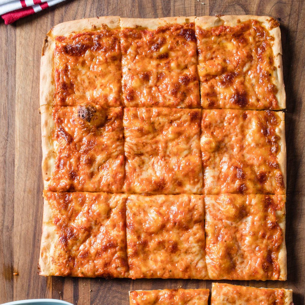 Kid Friendly Sheet Pan Pizza America S Test Kitchen Kids