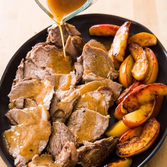 Cider-Braised Pork Roast | Cook's Country