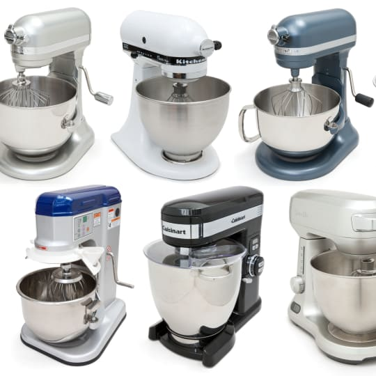 The Best Stand Mixers High End America S Test Kitchen