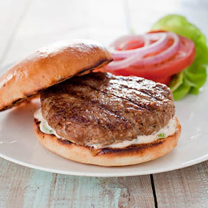 Chile-Lime Burger Sauce