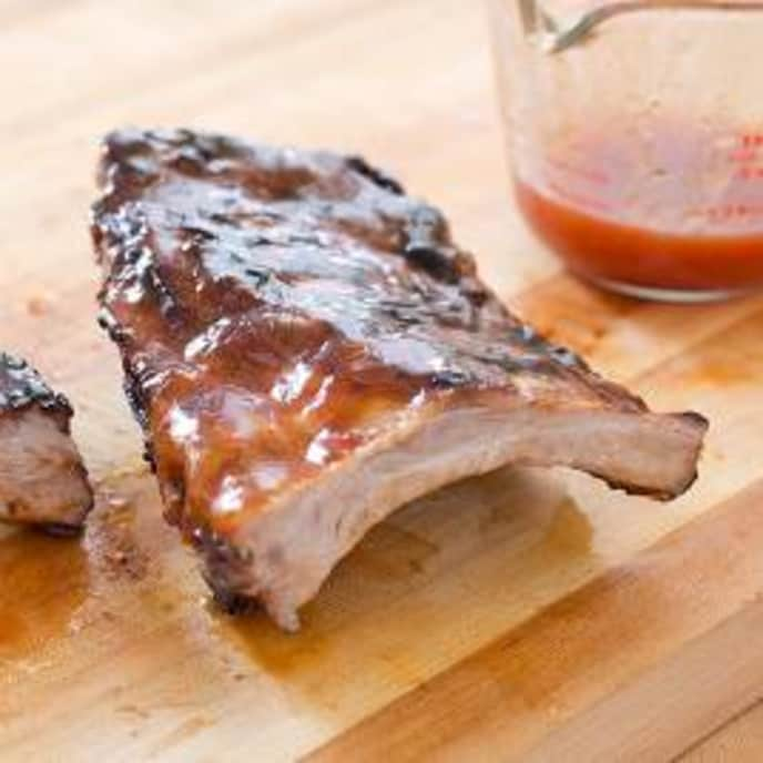 Hoisin-Coconut Glaze