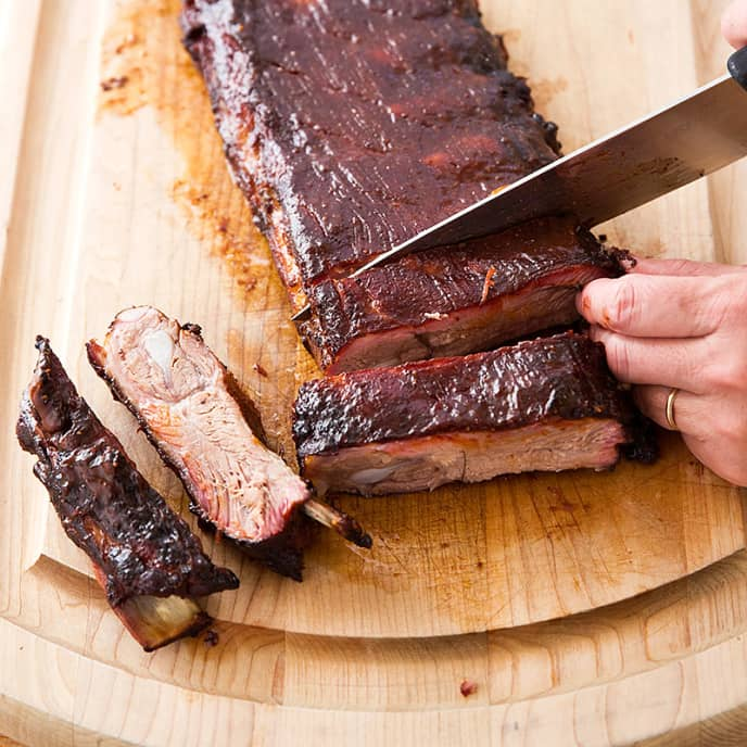Memphis-Style Wet Ribs for a Crowd