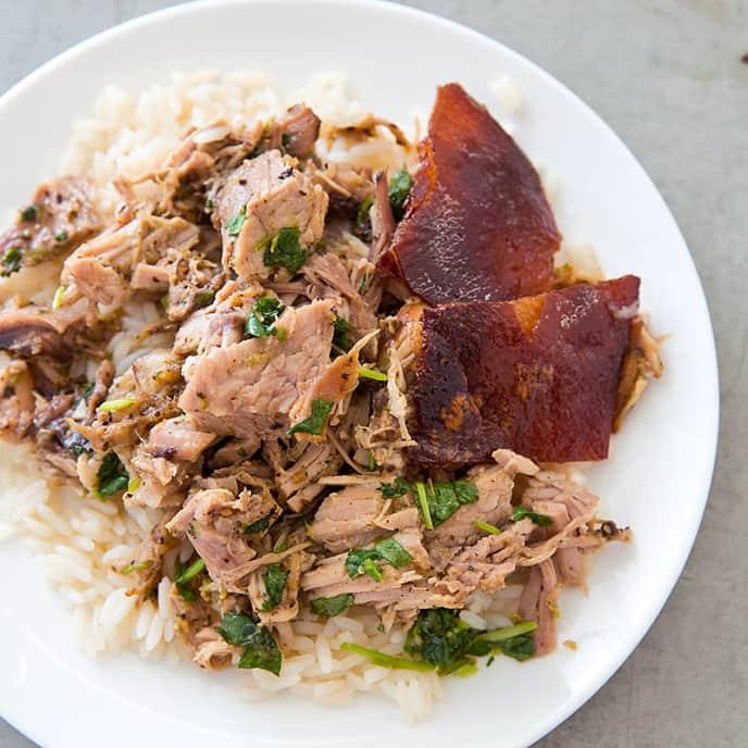 Pork Pernil
