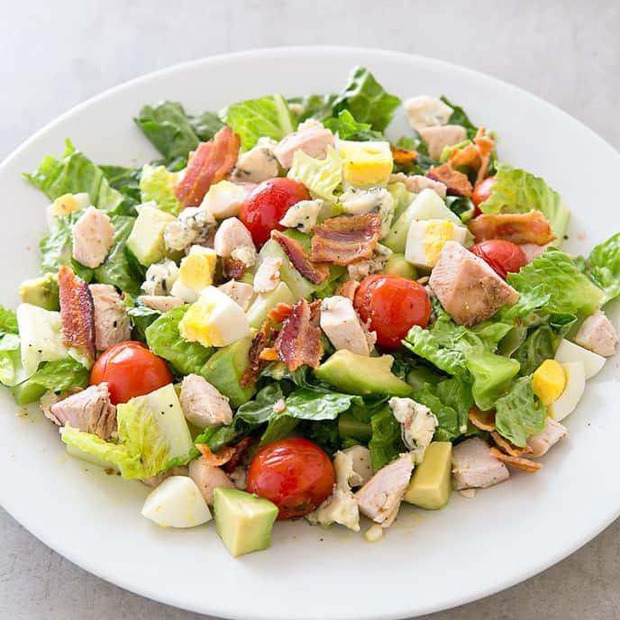 Smoky Turkey Cobb Salad