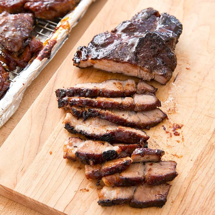 Slow-Cooker Chinese Barbecued Pork