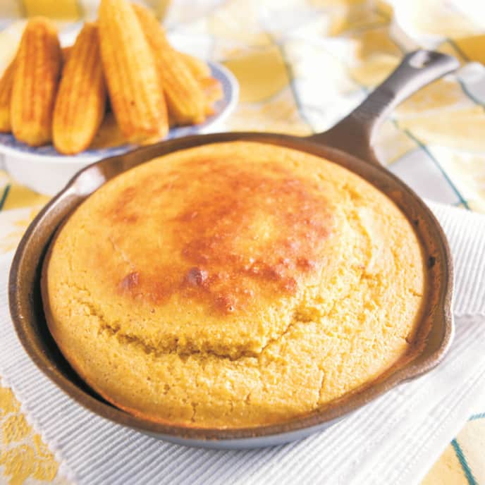 Southern-Style Cornbread for Northern Tastes