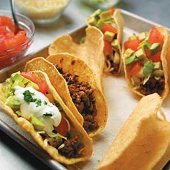 Home-Fried Taco Shells