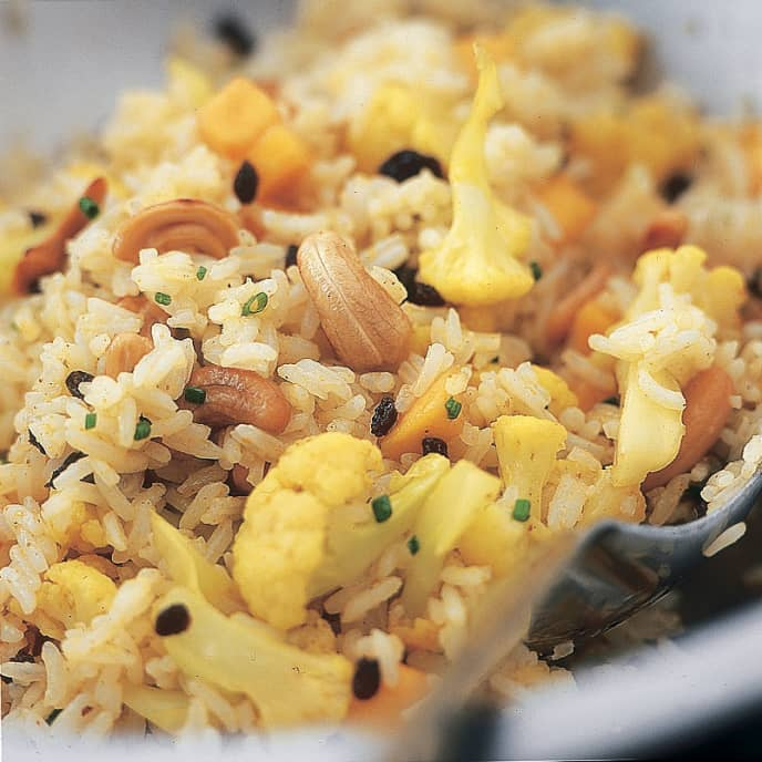 Boiled Rice for Rice Salad