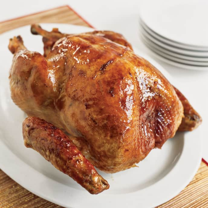 Roast Salted Turkey