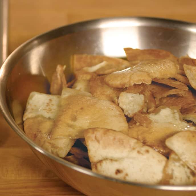 Basic Pita Chips