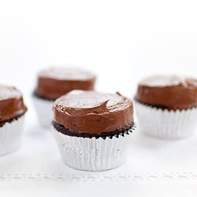 Creamy Malted Milk Chocolate Frosting