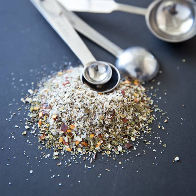 Greek Seasoned Salt Blend