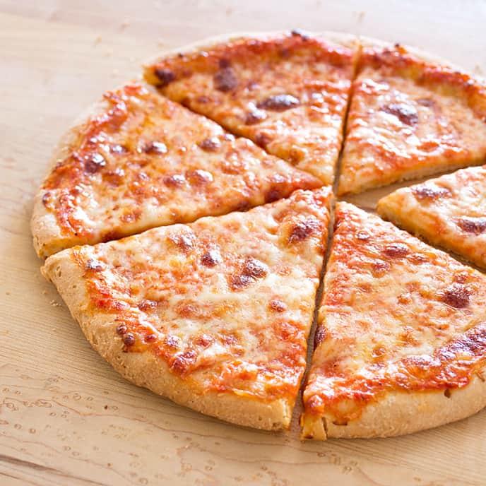 The Best Gluten-Free Pizza