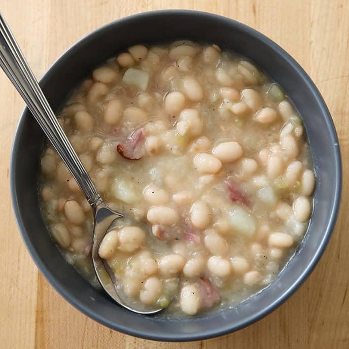 Senate Navy Bean Soup