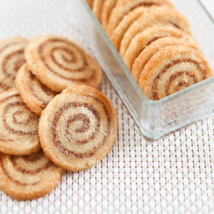 Maple-Pecan Swirls