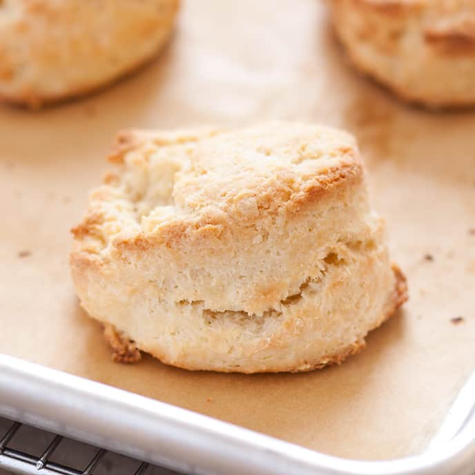 Sour Cream Drop Biscuits