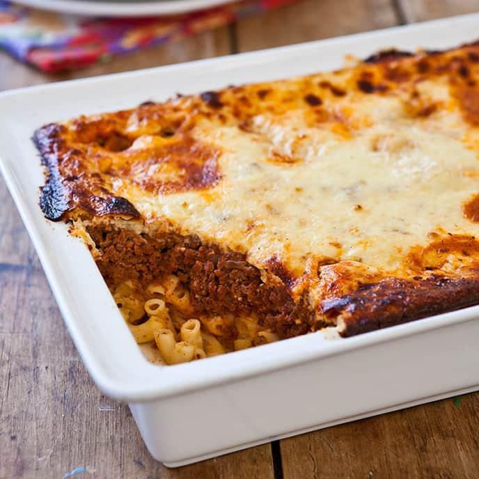 Greek Lasagna (Pastitsio)