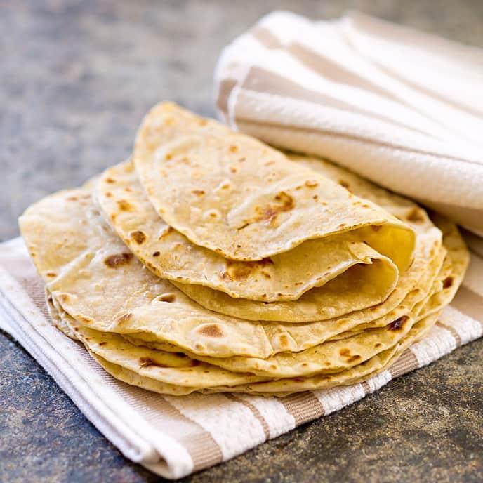 8-inch Flour Tortillas