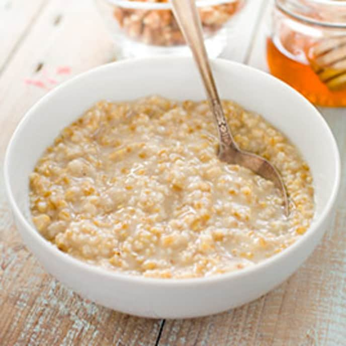 Gluten-Free 10-Minute Steel-Cut Oatmeal