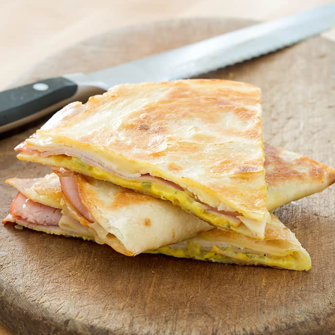 Cuban Quesadillas