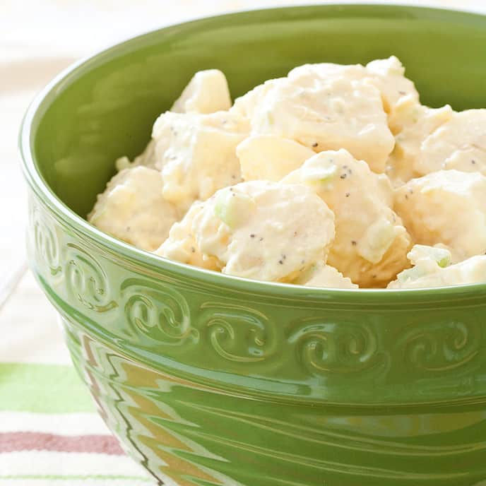 Amish Potato Salad Cook S Country