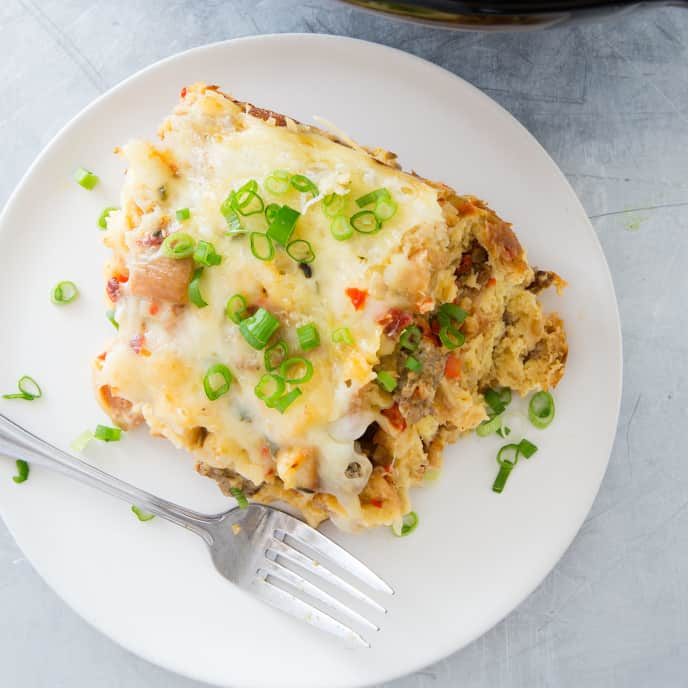 Slow-Cooker Brunch Casserole