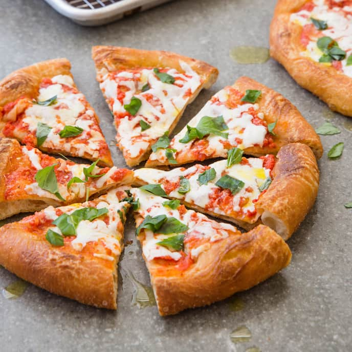 Fried Pizza Montanara
