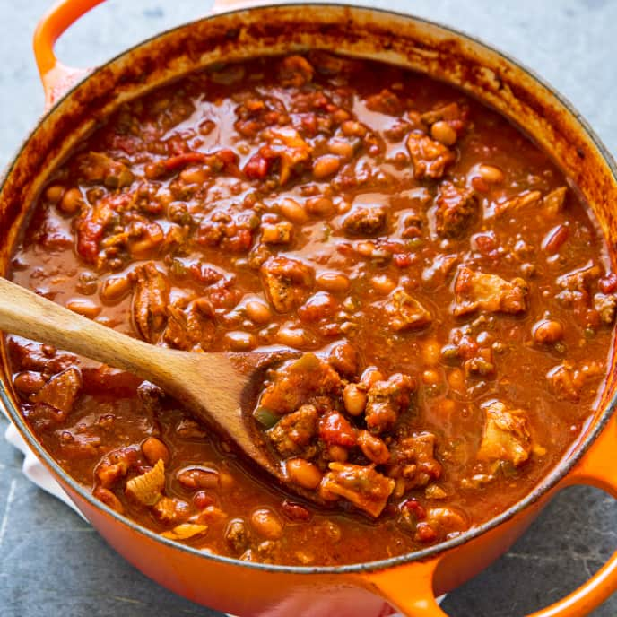 Hollywood-Style Chili