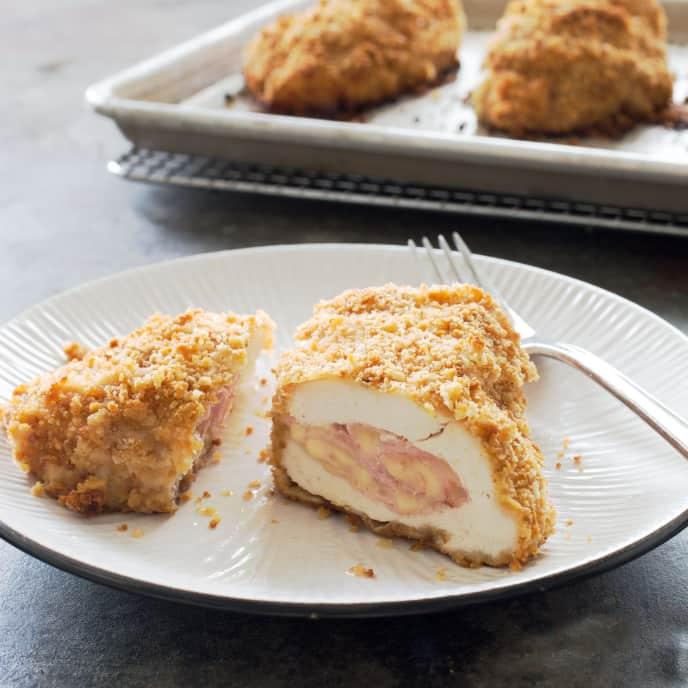 Foolproof Chicken Cordon Bleu