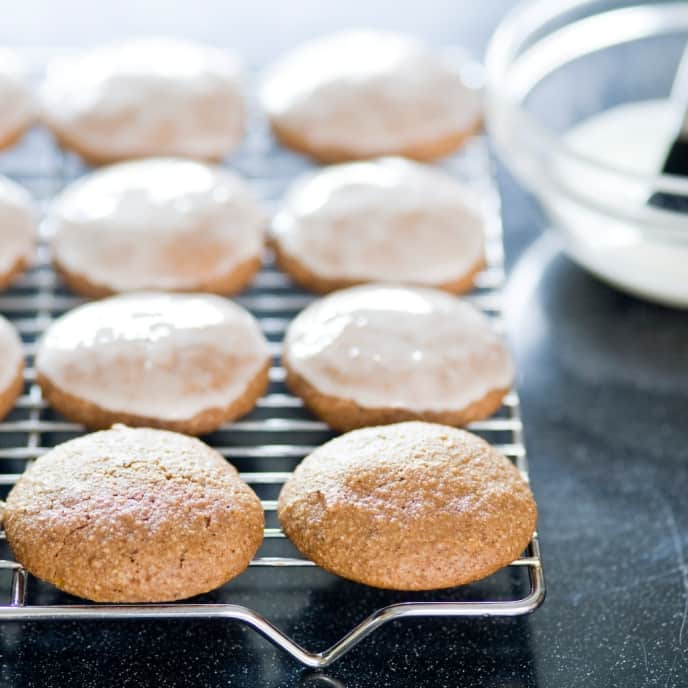 Christmas Spice Cookies (Lebkuchen)