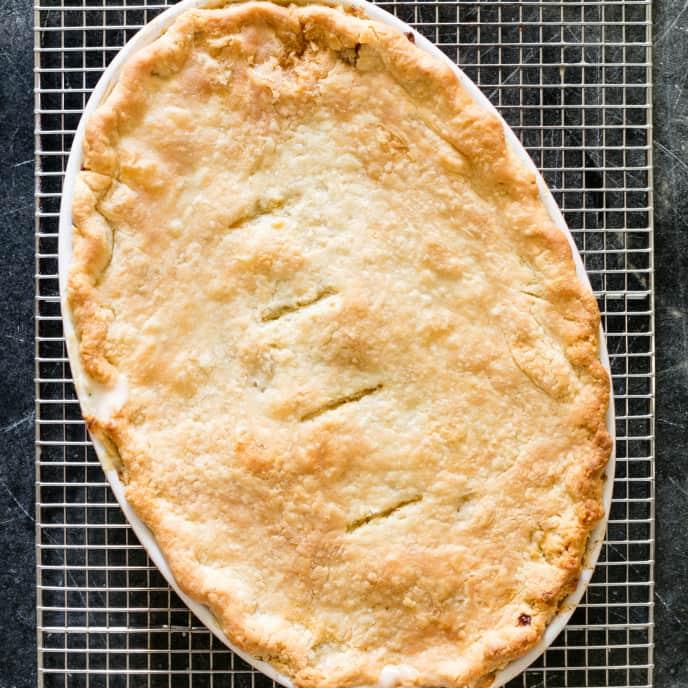 Rich, Flaky Pie Dough