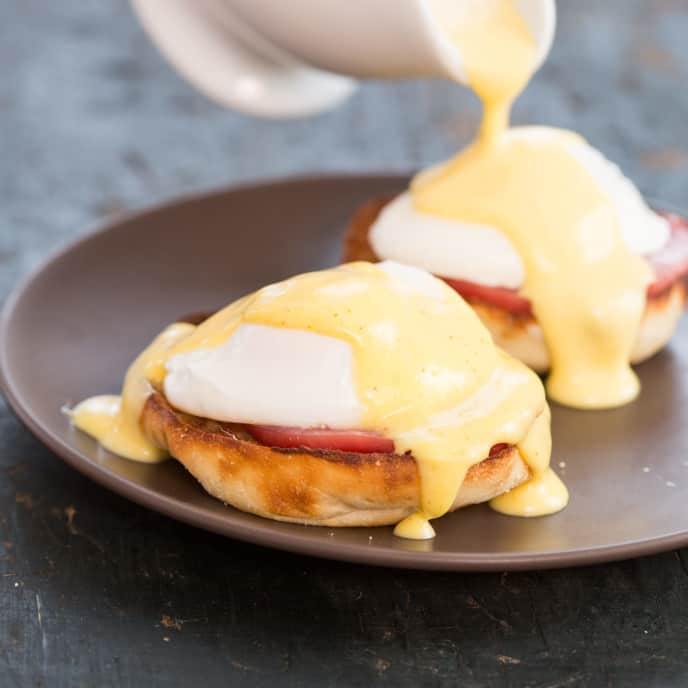 Foolproof Hollandaise Sauce